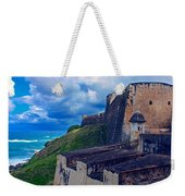 Fort San Cristobal Weekender Tote Bag
