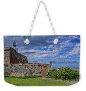 Fort San Felipe Del Morro  Weekender Tote Bag