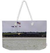 Fort Sumter Weekender Tote Bag