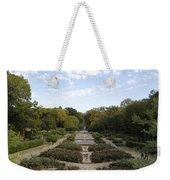 Fort Worth Arboretum Weekender Tote Bag
