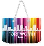 Fort Worth Tx 2 Weekender Tote Bag