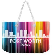 Fort Worth Tx 2 Weekender Tote Bag