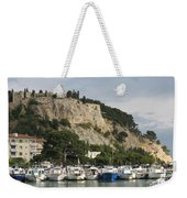 Fortress And Harbor Cassis Weekender Tote Bag