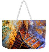Fortress Steps Weekender Tote Bag