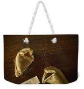 Fortune Weekender Tote Bag