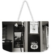 Forty Cents A Gallon Weekender Tote Bag
