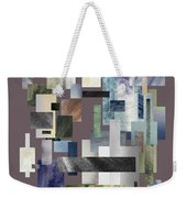 Forty Nine Shades Of Gray II Weekender Tote Bag