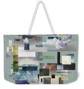 Forty Nine Shades Of Gray IIi Weekender Tote Bag