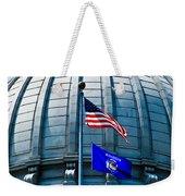 Forward Weekender Tote Bag