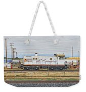 Foster Farms Locomotive Weekender Tote Bag