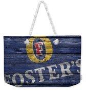 Fosters Weekender Tote Bag