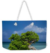 Fototi Tree - Aruba Weekender Tote Bag