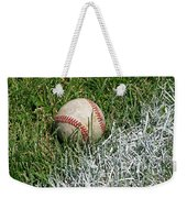 Foul Ball Weekender Tote Bag