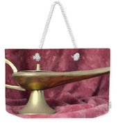 Found A Genie Lamp Waiting For A Polish Weekender Tote Bag