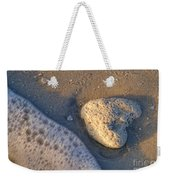 Found Heart Weekender Tote Bag