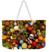 Found My Marbles Weekender Tote Bag
