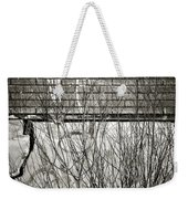 Foundation Faults  Weekender Tote Bag