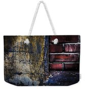 Foundation Number Fifteen  Weekender Tote Bag by Bob Orsillo