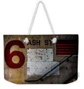 Foundation Number Nineteen Weekender Tote Bag by Bob Orsillo