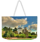 Founders Hall From The Garden Weekender Tote Bag