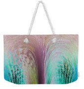 Fountain Art Weekender Tote Bag
