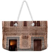 Fountain In A Marble Court Weekender Tote Bag