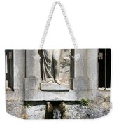 Fountain In A Palace Garden Weekender Tote Bag