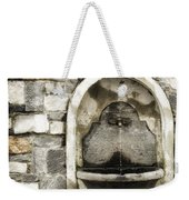 Fountain Of Ascona Weekender Tote Bag