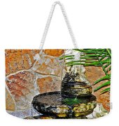 Fountain Of Friendship Weekender Tote Bag