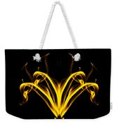 Fountain Of Gold Weekender Tote Bag