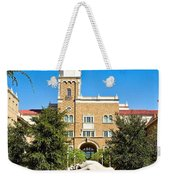 Fountain Of Knowledge Weekender Tote Bag