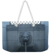 Fountain Seat Weekender Tote Bag