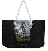 Fountains Abbey Weekender Tote Bag