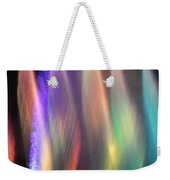 Fountains Of Color Weekender Tote Bag