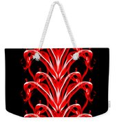 Fountains Of Fire Weekender Tote Bag