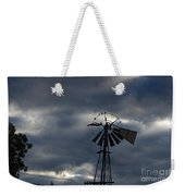 Four Birds On The Circle Weekender Tote Bag