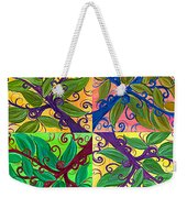 Four Branches By Jrr Weekender Tote Bag