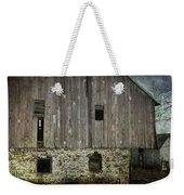 Four Broken Windows Weekender Tote Bag by Joan Carroll
