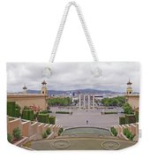 Four Columns And Magic Fountain Weekender Tote Bag