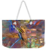 Four Eyes - Square Version Weekender Tote Bag