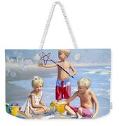 Four Five And Six Weekender Tote Bag