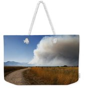 Four Mile Canyon Fire Colorado Weekender Tote Bag