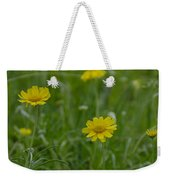 Four Nerve Daisy Weekender Tote Bag