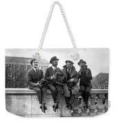 Four Photographers Weekender Tote Bag