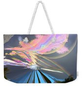 Four Planets Weekender Tote Bag