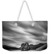 Four Rocks Weekender Tote Bag by Dave Bowman