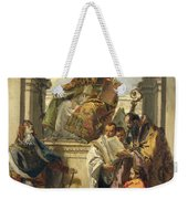Four Saints Weekender Tote Bag