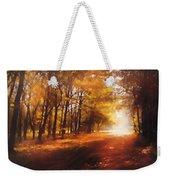 Four Seasons Autumn Impressions At Dawn Weekender Tote Bag