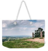 Four Standing Stones On The Clent Hills Weekender Tote Bag