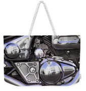 Four-stroke Weekender Tote Bag